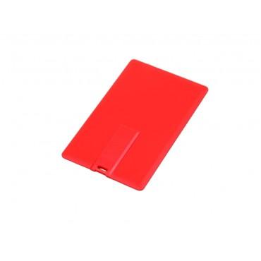 флешка - визитная карта под нанесение логотипа